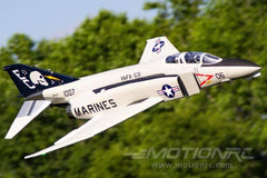 "Freewing F-4 Phantom II ""Ghost Gray"" 90mm EDF Jet - ARF PLUS FJ31212A +"