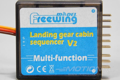 Freewing Landing Gear Door Sequencer V2 E22