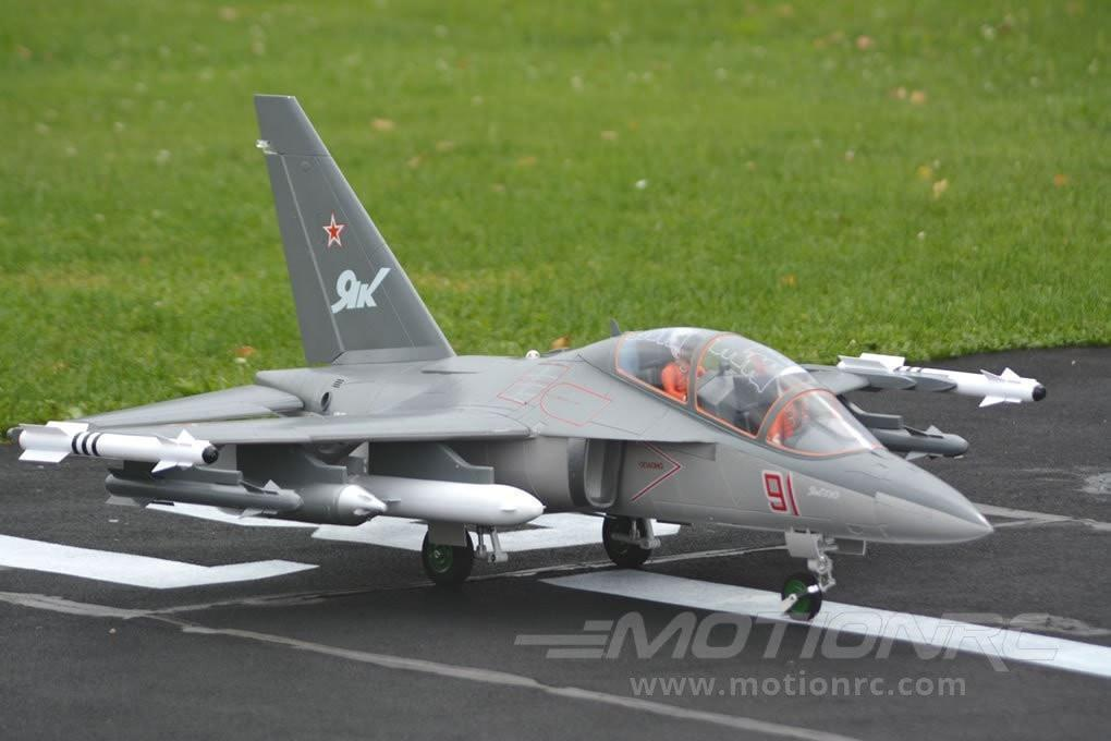 Freewing Yak-130 Super Scale 90mm EDF Jet - PNP RJ30111P