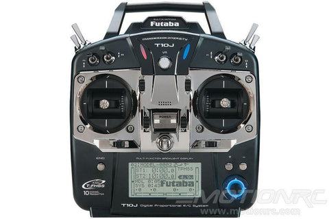 Futaba 10J 10-Channel Transmitter with R3008SB Receiver FUTK9200