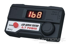 GT Power Digital LED Servo Tester GTPLEDSRVT