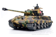 Heng Long German King Tiger Henschel Professional Edition 1/16 Scale Heavy Tank - RTR HLG3888-002