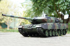 Heng Long German Leopard 2A6 Upgrade Edition 1/16 Scale Battle Tank - RTR HLG3889-001