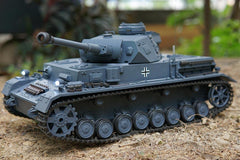 Heng Long German Panzer IV (F2 Type) Upgrade Edition 1/16 Scale Medium Tank - RTR HLG3859-001