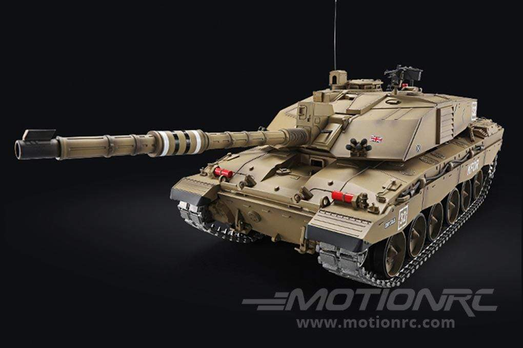 Heng Long UK Challenger II Professional Edition 1 / 16 Scale Battle Tank - RTR HLG3908-002