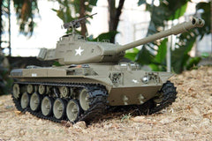 Heng Long USA M41 Walking Bulldog Upgrade Edition 1/16 Scale Light Tank - RTR HLG3839-001
