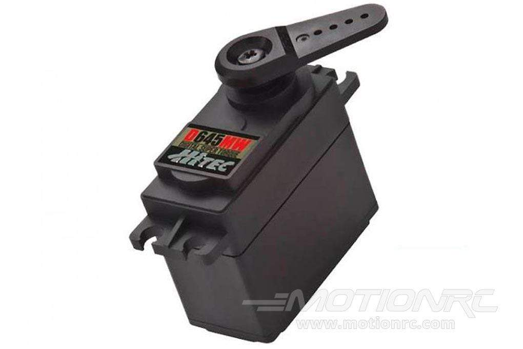 Hitec D-645MW High Voltage High Torque Digital Metal Gear Servo HRC36645