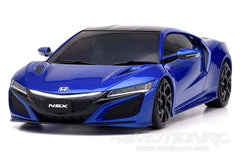 Kyosho Mini-Z NSX Nouvelle Blue Pearl RS Readyset 1/10 Scale RWD Car - RTR 32322BL-B