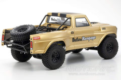 Kyosho Outlaw Rampage Pro Gold 1/10 Scale 2WD Truck - RTR 34363T2