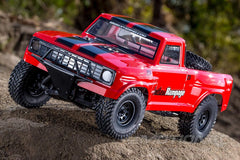Kyosho Outlaw Rampage Pro Red 1/10 Scale 2WD Truck - RTR 34363T1