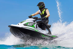 "Kyosho Wave Chopper 2.0 Green 595mm (23.4"") Racing Boat - RTR KYO40211T1"