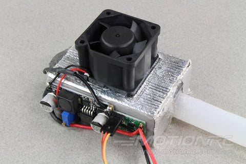 MrRCSound Smoke System For Electric RC Planes MRS007