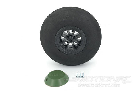 "Nexa 100mm (3.93"") x 30mm EVA Foam Wheel for 4.2mm Axle NXA1005-116"