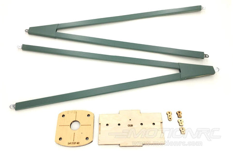 Nexa 1620mm L-4 Grasshopper Landing Gear Wood Housing NXA1005-113