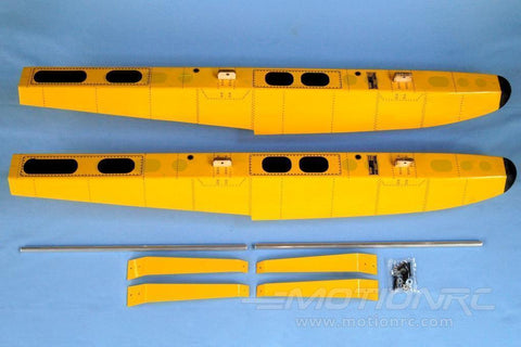 Nexa DHC-6 1870mm Twin Otter Canadian Yellow Float Set NXA-1004-118