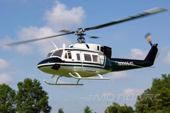Roban B212 Civilian Version Green/White 600 Size Helicopter Scale Conversion - KIT RBN-KF212GW6
