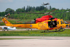 Roban B412 Canada Rescue 800 Size Scale Helicopter - ARF RBN-412CRS-8