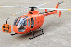 Roban BO-105 Air Rescue 800 Size Scale Helicopter - ARF RCH-BO105LRS8