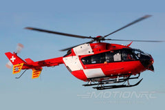 Roban EC-145 Red and White 800 Size Scale Helicopter - ARF RCH-145T1-ROT-WeiB-800