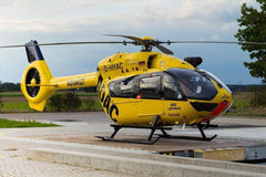 Roban EC-145 Yellow 800 Size Scale Helicopter - ARF RCH-145T2-GELB-800