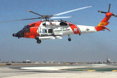 Roban HH-60 Jayhawk 600 Size Helicopter Scale Conversion - KIT RBN-KFUH60CG6