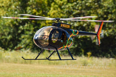 Roban MD-500E Black 700 Size Helicopter Scale Conversion - KIT RBN-KF-500EHI7