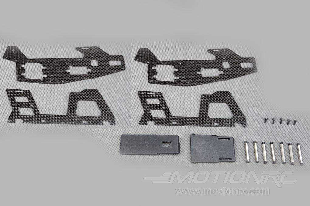 RotorScale 450 Sidewall and Spacer Set RSH450014