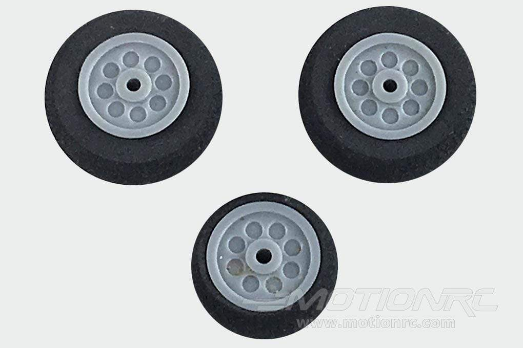 RotorScale B222 Shadow 450 Wheel Set RSH000602