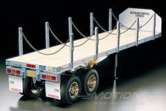 Tamiya RC Flatbed Semi-Trailer 1/14 Scale Plastic Model - KIT