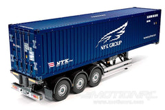 Tamiya RC NYK Container Trailer 1/14 Scale Plastic Model - KIT