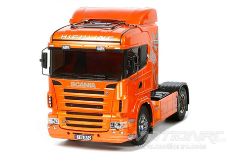 Tamiya RC Scania R470 Highline 1/14 Scale Tractor Truck - KIT TAM56338
