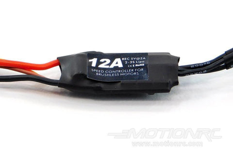 TechOne 12A ESC w/ 1A BEC and JST Connector TEC1002002