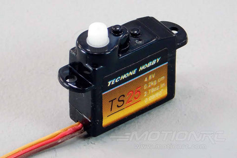 TechOne 2.5g Micro Servo w/ 205mm Lead TEC1003001C