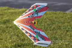 "TechOne Mini Popwing Red 600mm (24 "") Wingspan - ARF BUNDLE TEC0704002P-RED"