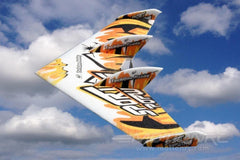 "TechOne Sport Popwing Yellow 900mm (35.4"") Wingspan - ARF BUNDLE TEC0704004P-YEL"