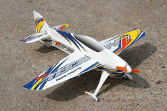 "TechOne Thunder 180 F3P Blue 900mm (35.4"") Wingspan - PNP TEC0880010P-BLU"
