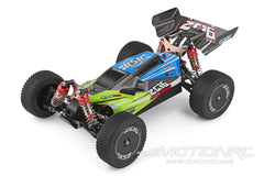 WLToys High Speed Buggy (Blue/Green) 1/14 Scale 4WD Buggy - RTR WLT144001