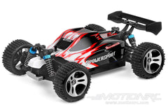 WLToys High Speed Buggy (Red & Blue) 1/18 Scale 4WD Buggy - RTR WLT959