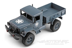 WLToys Military Truck Gray 1/12 Scale 4WD Truck - RTR WLT124302-200