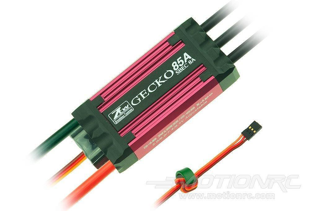 ZTW Gecko 85A ESC with 8A SBEC with XT-60 Connector ZTW4085201
