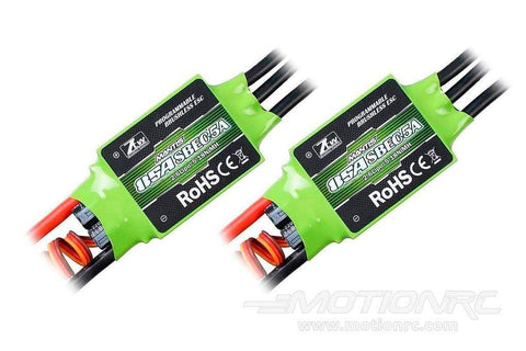 ZTW Mantis 85A ESC with 5A SBEC Multi-Pack (2 ESCs)