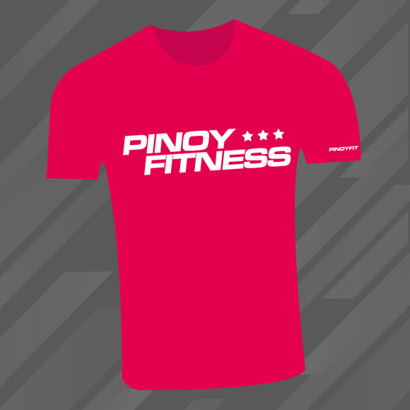 Pinoy Fitness Basics - Red