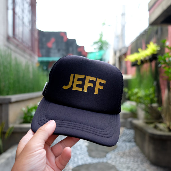 Personalized Trucker CAP