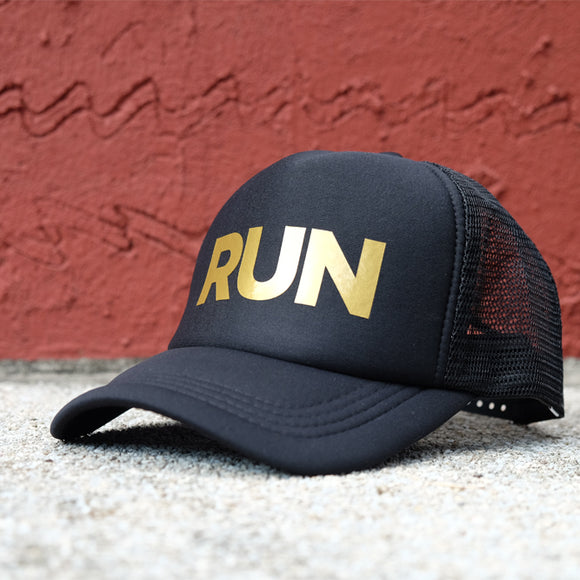 Pinoy Fitness RUN Trucker Cap