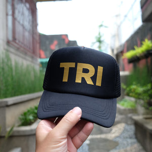 Pinoy Fitness TRI Trucker Cap