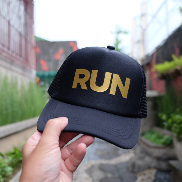 RUN Trucker Cap
