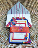 UPGRADE-U: Bold Florals Wedding Invitation Suite - qty of 100