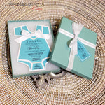 INVITE-U: Boxed Party Invitations (2 sizes available)