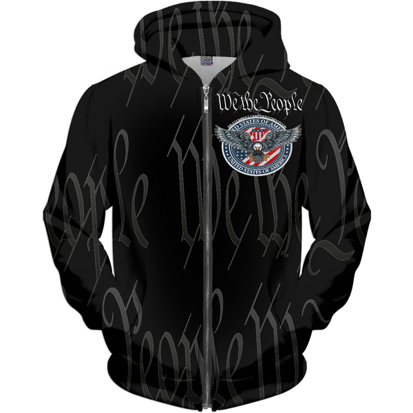 We The People Hoodie Special Operations