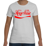 EnjoyHouseMusic Red Logo Women's Short Sleeve T-Shirt